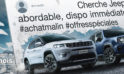 Gamme Jeep Renegade et Compass